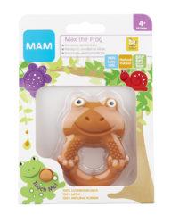 Ainu MAM Max the Frog purulelu