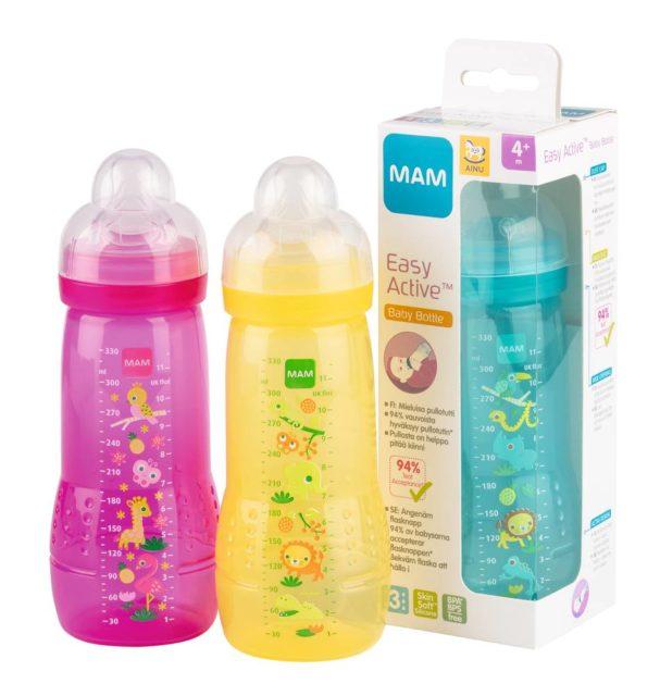 Ainu MAM Easy Active Baby Bottle