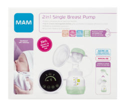 Ainu MAM 2in1 Single Breast Pump
