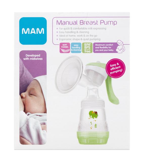 Ainu MAM Manual Breast Pump